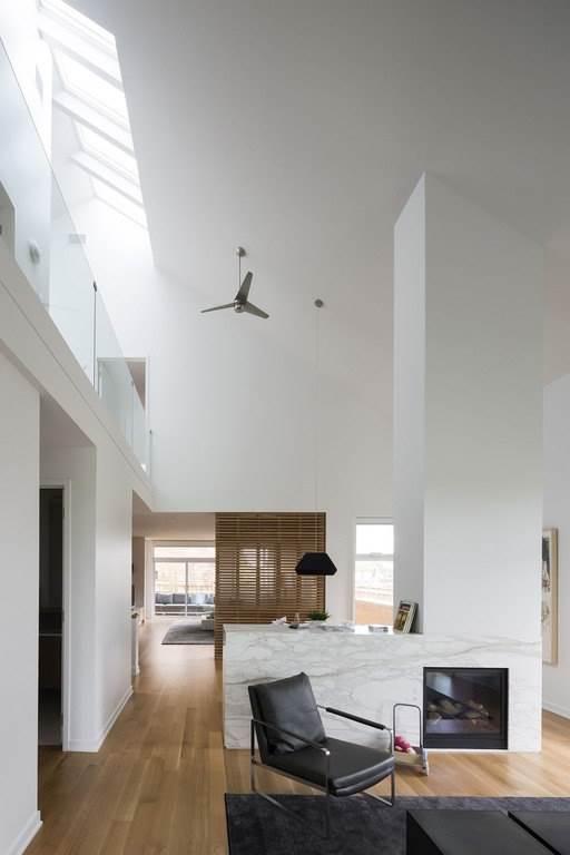 Современный интерьер энергосберегающего дома5