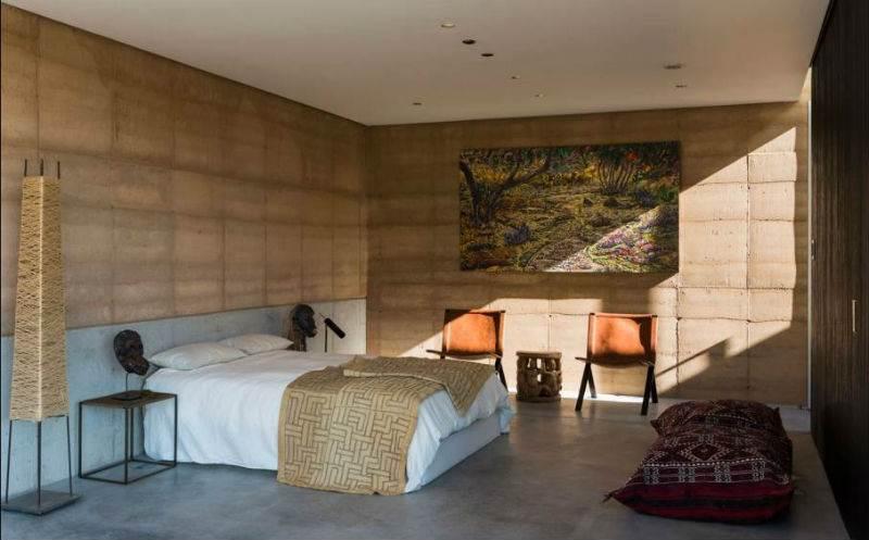 Спальня в эко стиле3