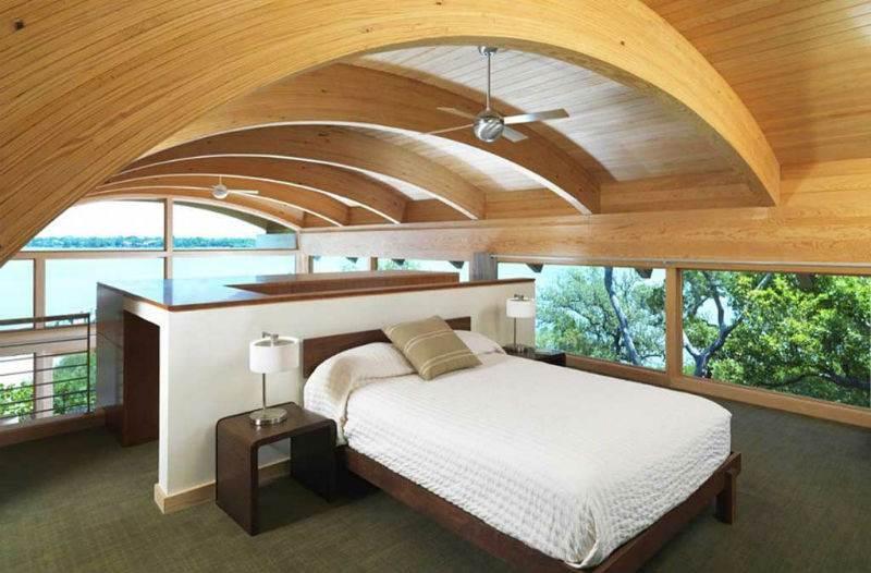 Спальня в эко стиле5