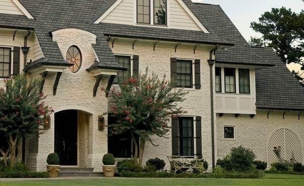 Цветовые схемы для фасада загородного дома14