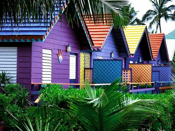 Цветовые схемы для фасада загородного дома7