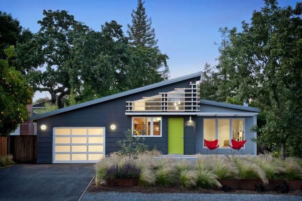 Цветовые схемы для фасада загородного дома9