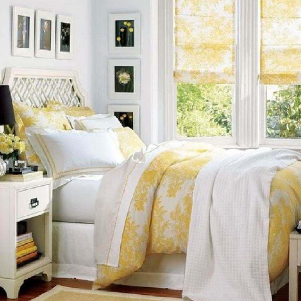Желтый цвет в дизайне интерьера1