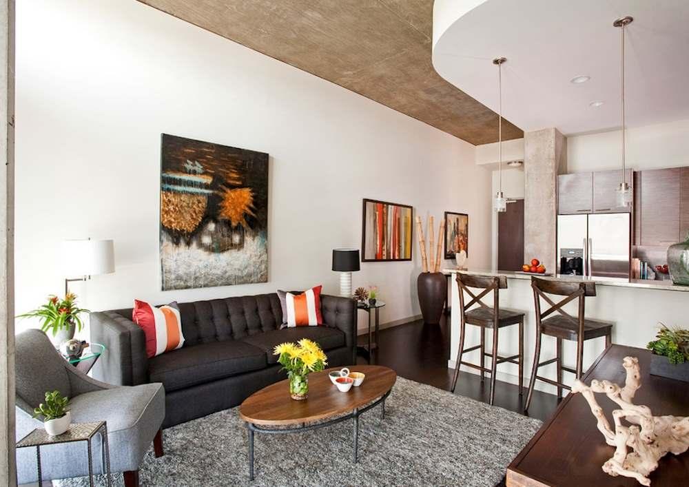 10 секретов для организации пространства маленьких квартир
