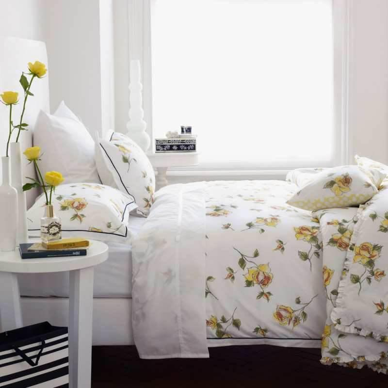 Современное и красивое постельное белье