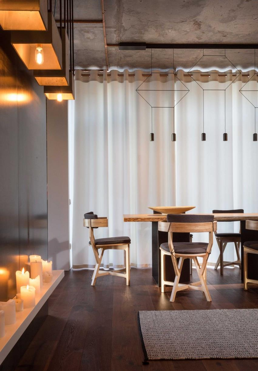 дизайн стильной двухкомнатной квартиры (1)