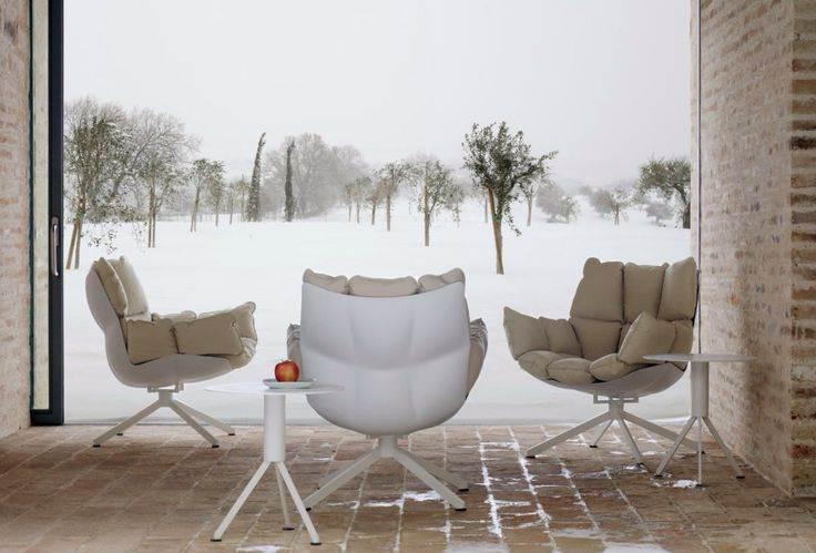 дизайнерское кресло Husk от B&B9