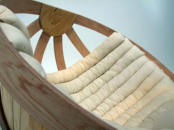 дизайнерское кресло - колыбель6