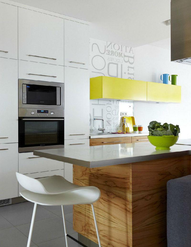 идеи для маленькой кухни1