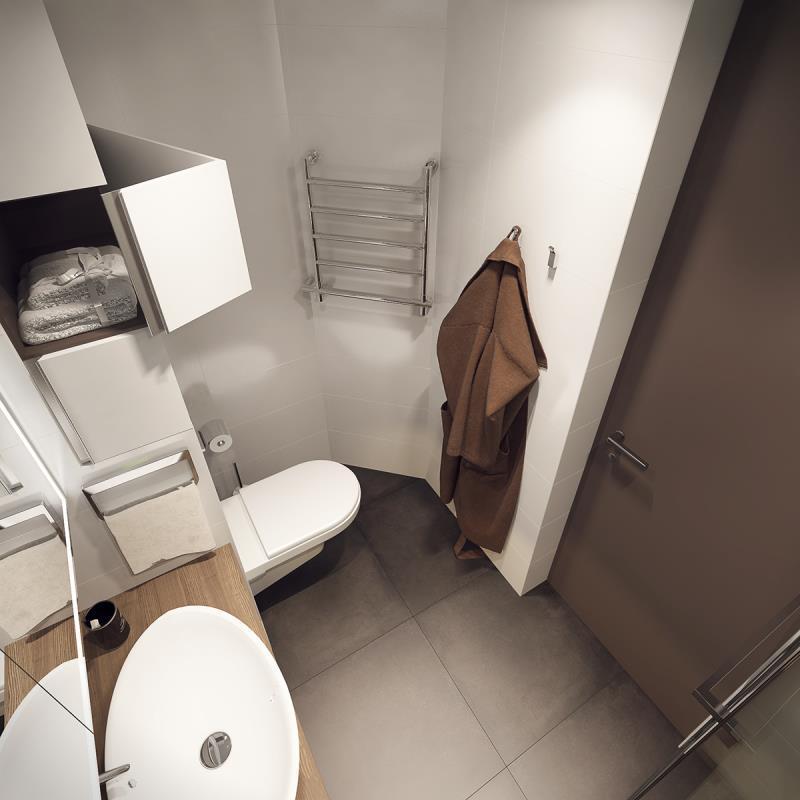 квартира площадью 37,5 кв.м (15)