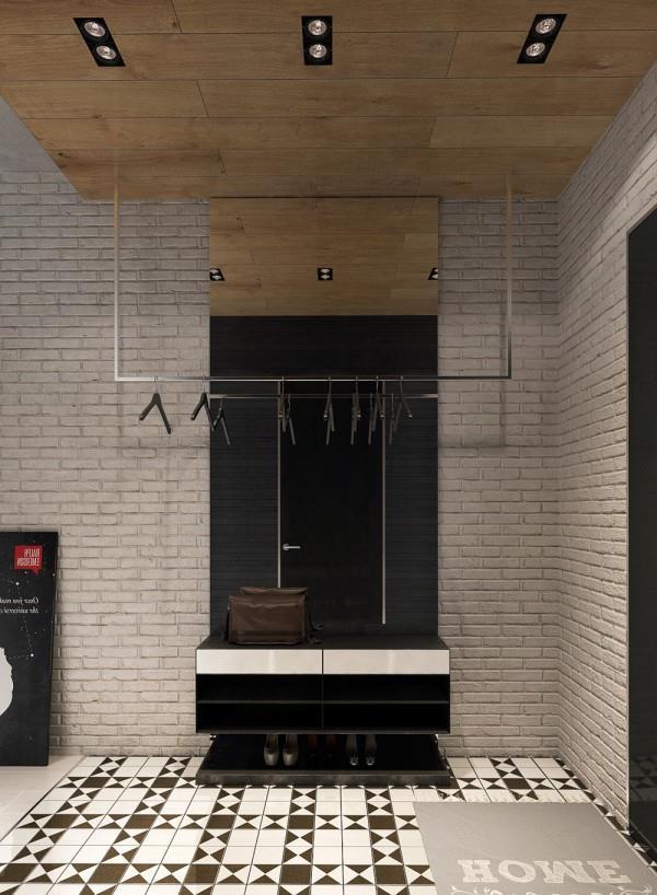 отделка из бетона в современном интерьере (8)