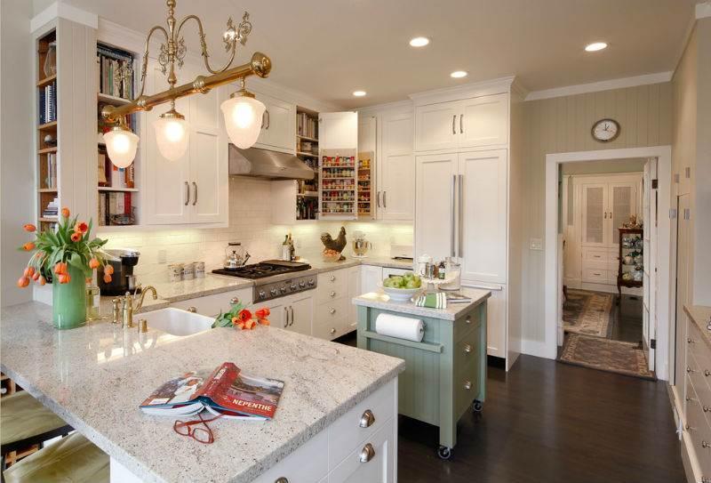 планировка кухни 12 кв