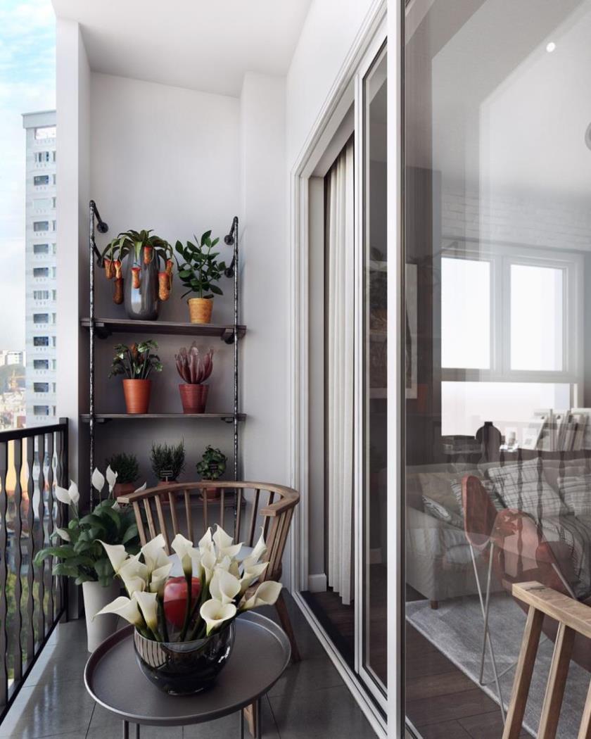 современные красивые интерьеры квартир (16)