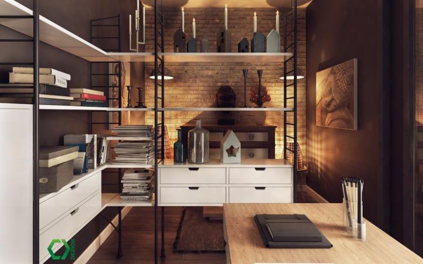 современные красивые интерьеры квартир (18)