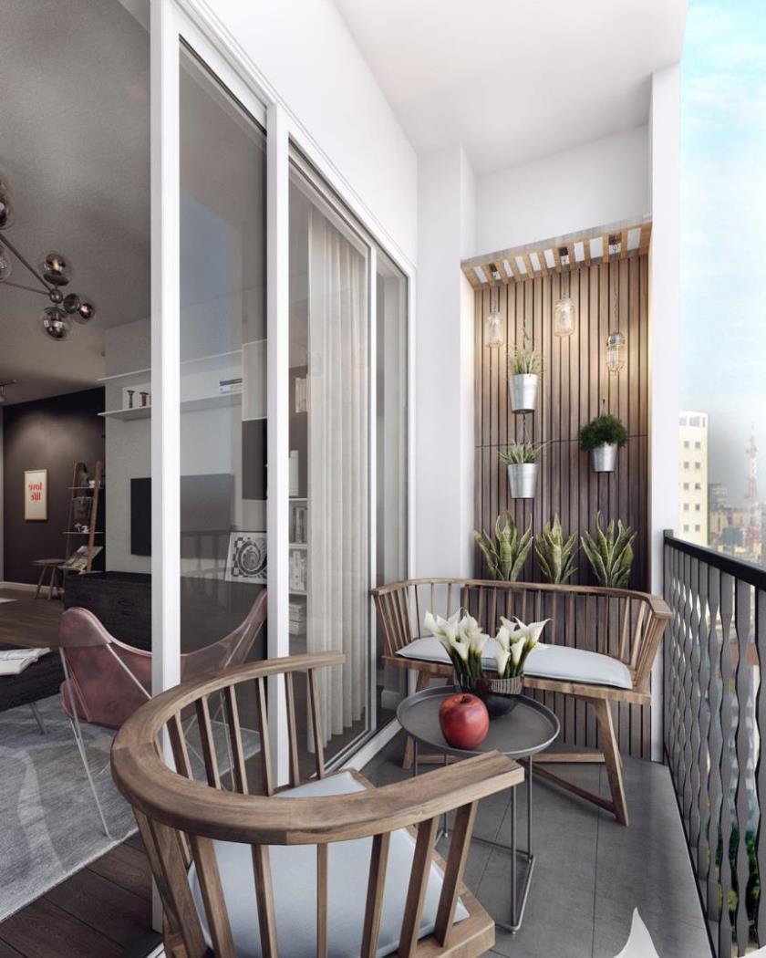 современные красивые интерьеры квартир (19)