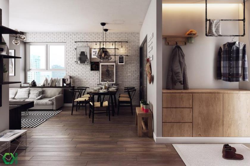 современные красивые интерьеры квартир (2)