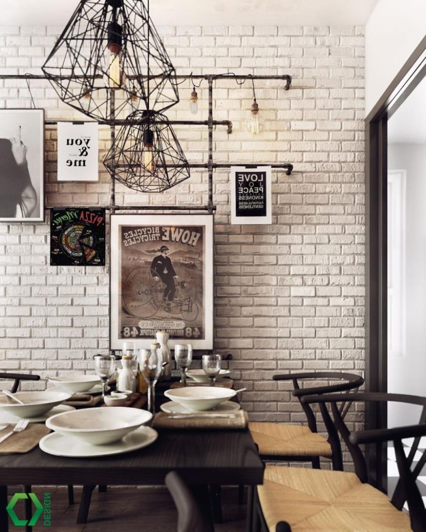 современные красивые интерьеры квартир (8)