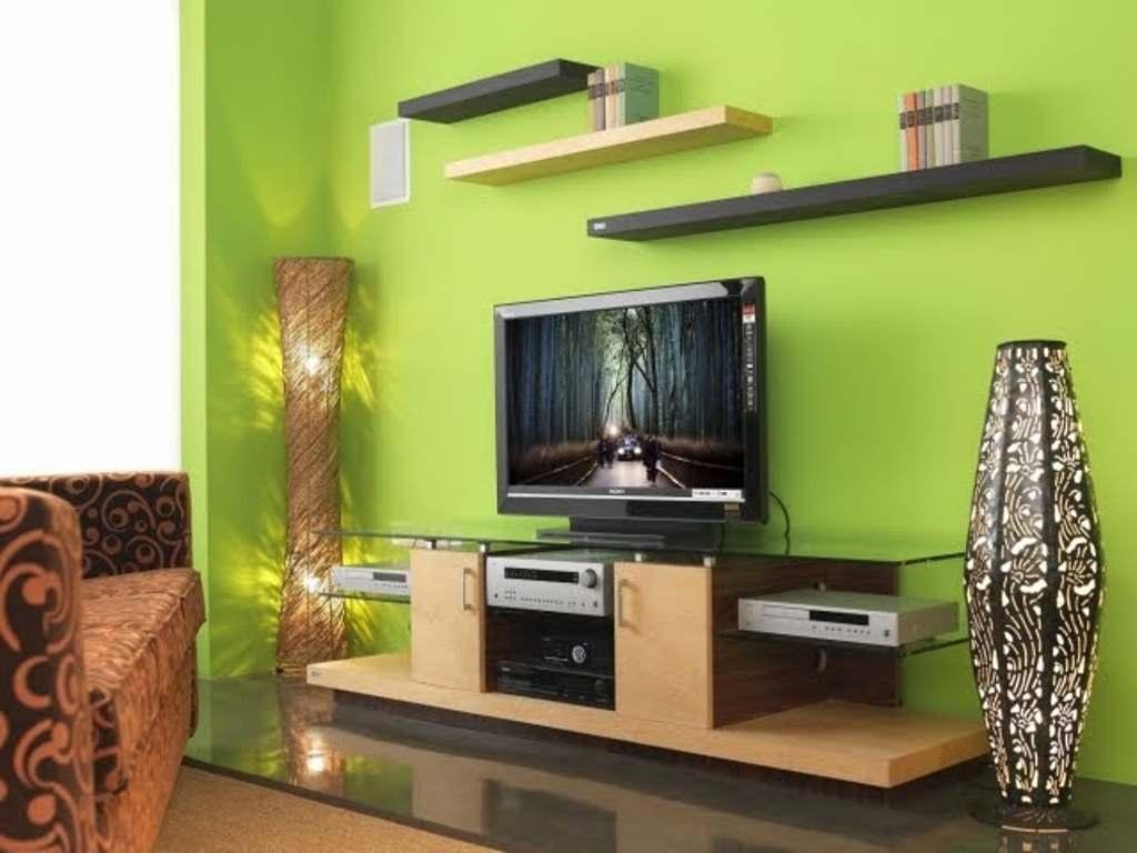 зеленый цвет в дизайне интерьера3