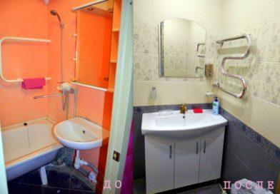 В ванной облезла краска и появился противный запах, мастер затребовал 132 000 за ремонт, мы отказались и сделали сами на 22 000 дешевле: какой результат