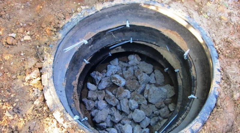 Как избавиться от прихода грунтовых вод в погребе или смотровой яме: делюсь простым способом
