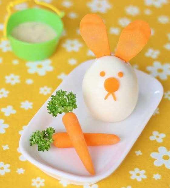 Рецепты с применением яиц