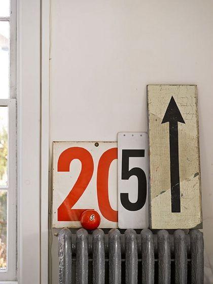 Старые радиаторы в интерьере. 24 Идеи