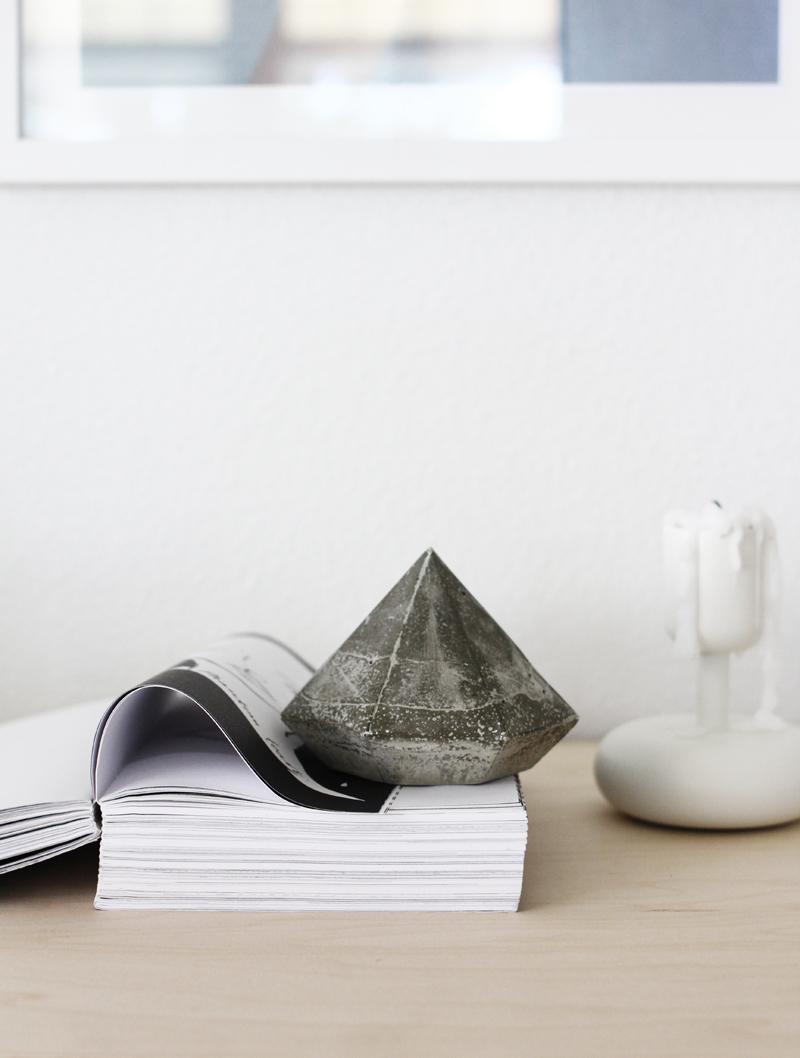 Алмаз из бетона
