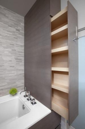 40 практических идей организации ванной комнаты