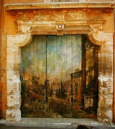 Декорируем двери. 40 Идей