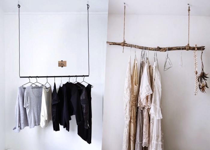 Где хранить вещи, когда шкаф трещит по швам?