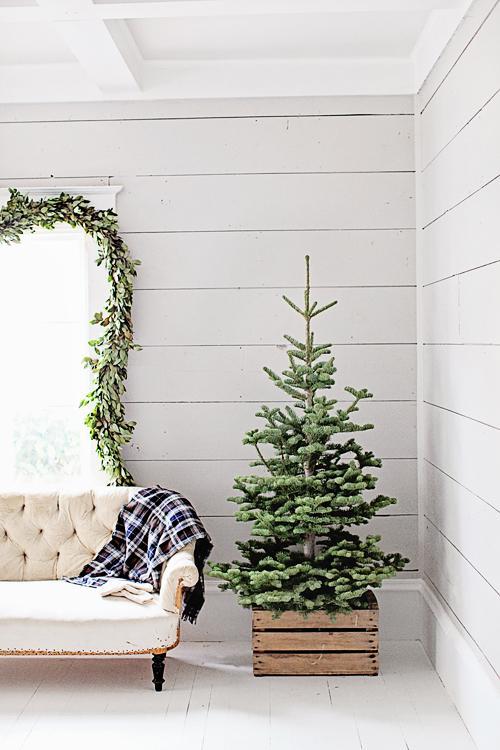 20 Свежих примеров Новогоднего декора для ценителей минимализма