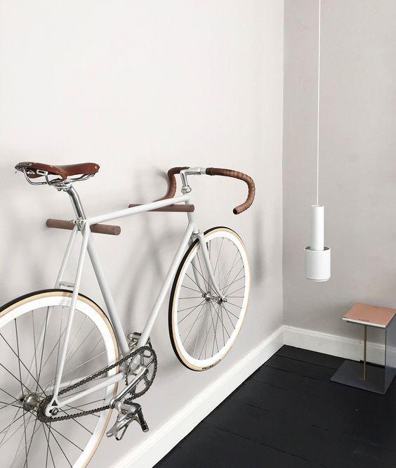 24 Идеи хранения велосипеда в доме