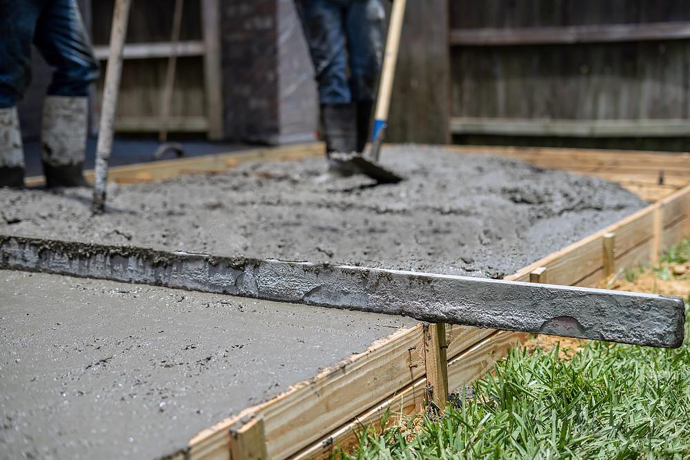Решено! Сколько времени нужно бетону, чтобы он полностью застыл