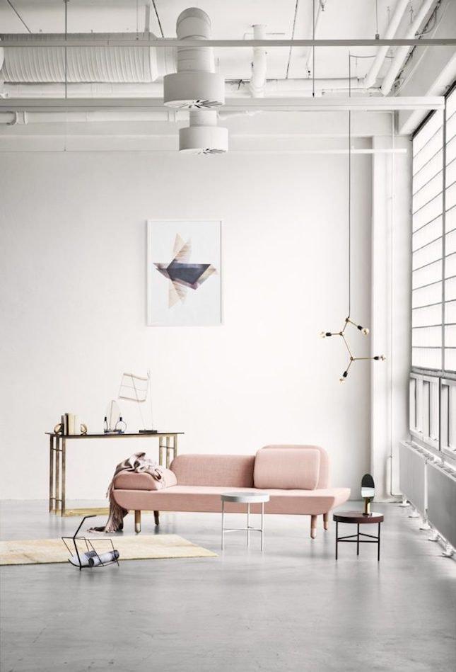 21 Пример минимализма в интерьере #5