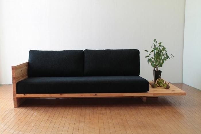 Как сделать диван из мебельных щитов