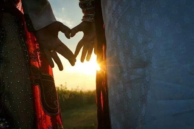 40 Невероятных идей свадебных фотографий