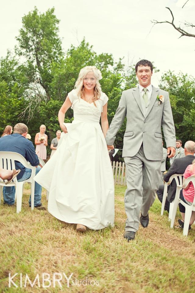 Оригинальная винтажная свадьба