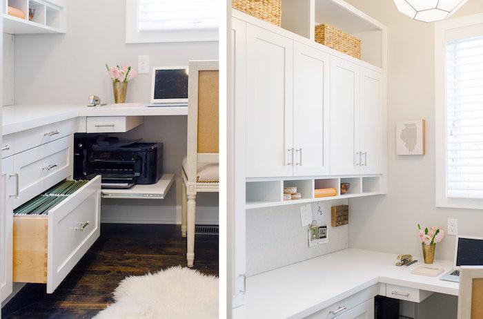 19 способов создать небольшой и стильный домашний офис