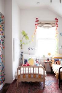 Дизайн маленькой детской фото dizajn-malenkoj-detskoj-1