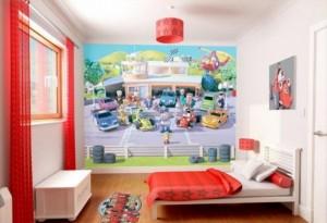 Дизайн маленькой детской фото dizajn-malenkoj-detskoj-29