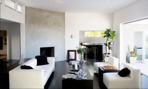 Белый цвет в интерьере дома. belij-cvet-v-dizajne-komnat-01