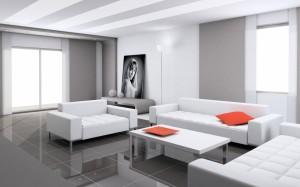 Белый цвет в интерьере дома. belij-cvet-v-dizajne-komnat-17
