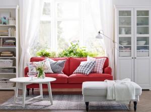 belij-cvet-v-dizajne-komnat-20 Белый цвет в интерьере дома.