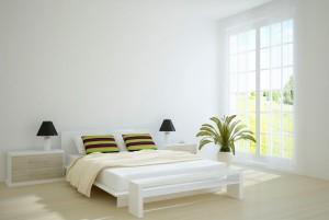 Белый цвет в интерьере дома.-cvet-v-dizajne-komnat-9