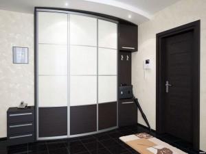 Дизайн шкафа в прихожую 30 лучших фото dizain-shkafa-v-prihozjuju-1