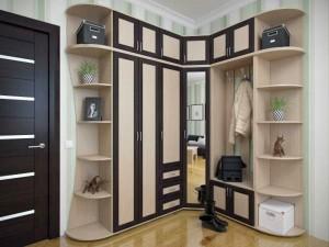 Дизайн шкафа в прихожую 30 лучших фото dizain-shkafa-v-prihozjuju-13