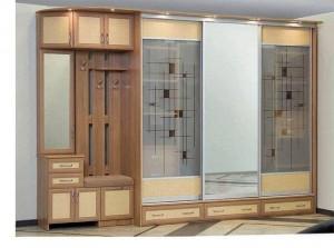 Дизайн шкафа в прихожую 30 лучших фото dizain-shkafa-v-prihozjuju-4