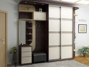 Дизайн шкафа в прихожую 30 лучших фото dizain-shkafa-v-prihozjuju-5