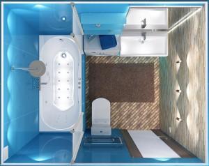 Дизайн интерьера ванной комнаты 4 кв м dizajn-vannoj-4-kv-m-31