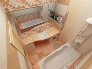 Дизайн интерьера ванной комнаты 4 кв м dizajn-vannoj-4-kv-m-4